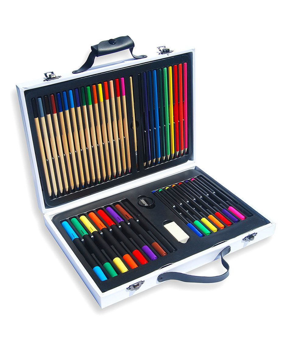 Another Great Find On Zulily Color Art Pencil Marker Set By