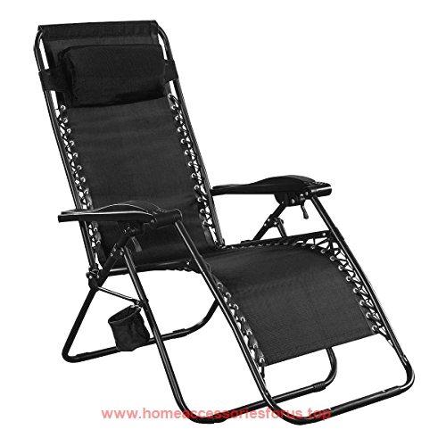 dp sports com black infinity gravity patio chair zero amazon caravan