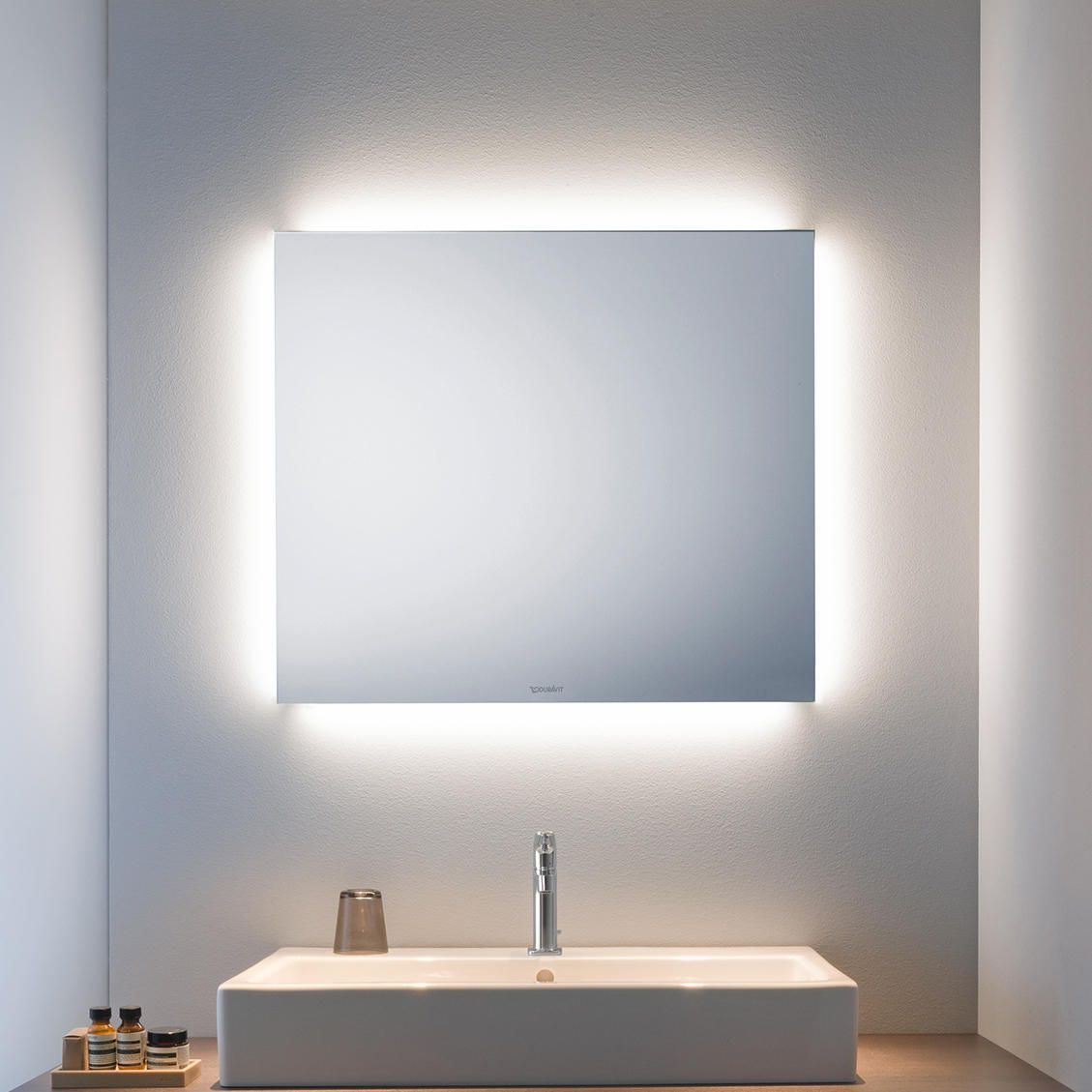 Pin By Operation Home On Bathroom Mirrors Bathroom Mirrors Diy Bathroom Design Bathroom Mirror
