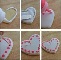 Cute cookie decoration ideas.
