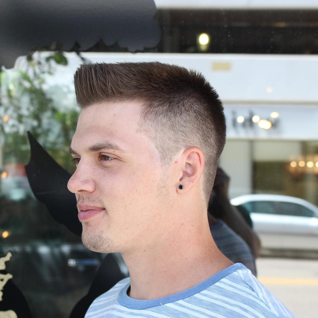 Awesome 45 Exquisite Flat Top Haircut Designs New Style In 2017