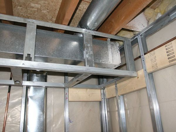 Soffit Framing In 2019 Practice And Products Home