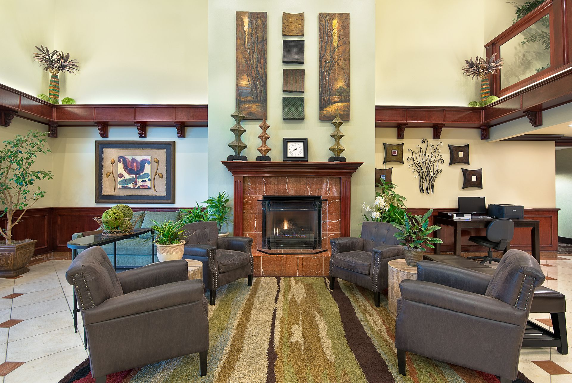 Oxford Suites Spokane Valley Washington Your Ideal Choice For Hotels