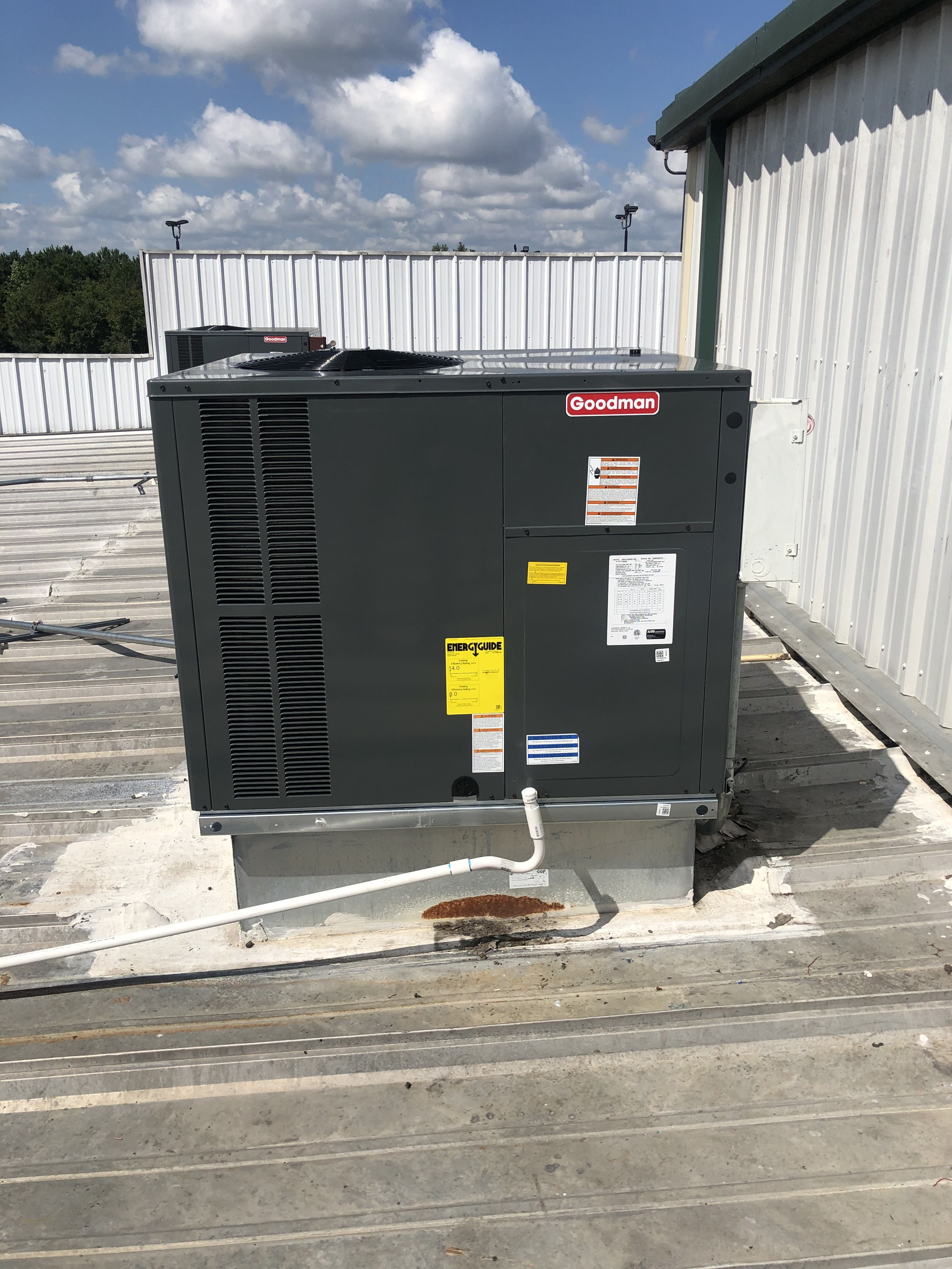 Pin by Da'Quan Davis on HVAC Rooftop, Installation, Hvac