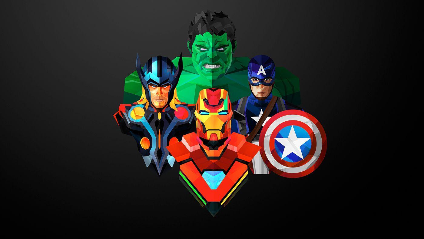 Helmetica | Justin Maller on Behance | MARVEL, DC Universe And More! | Justin maller, Marvel ...