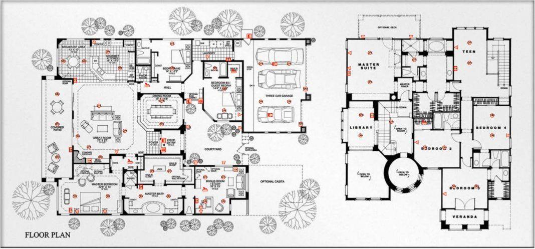 The Best 24 Smart Home Wiring Diagram Bacamajalah Home Electrical Wiring House Wiring Smart Home