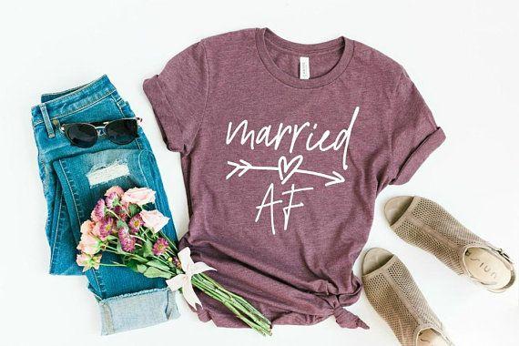 d520e49feaae Married AF Shirt