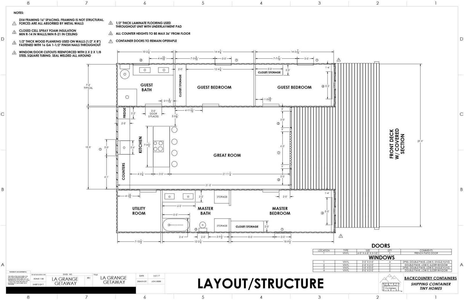 Photo 22 Of 22 In 11 Shipping Container Home Floor Plans That In