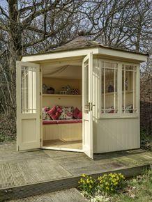 Image Result For Corner Summerhouse