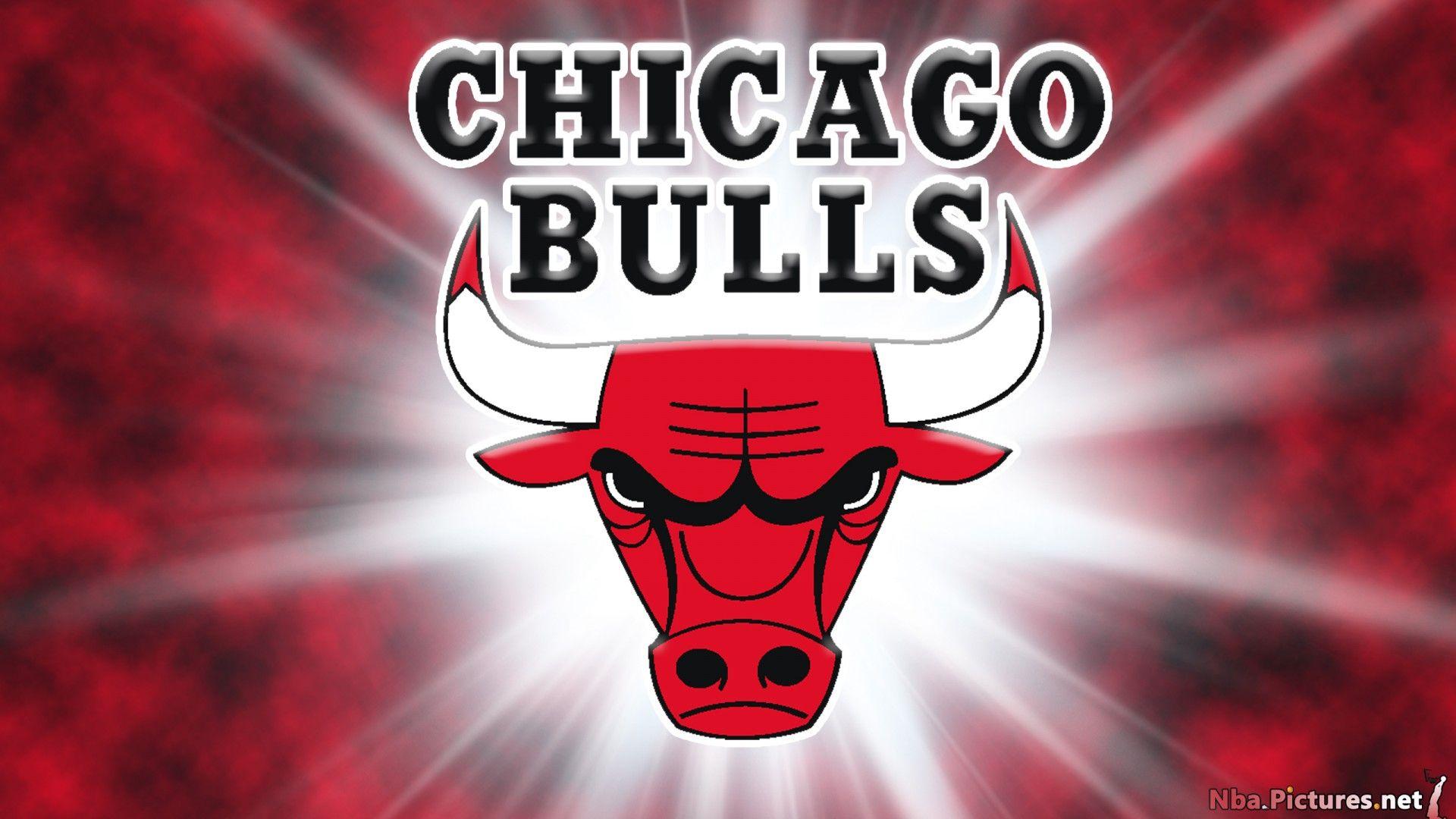 Chicago Bulls Logo Wallpaper (con imágenes) Deportes
