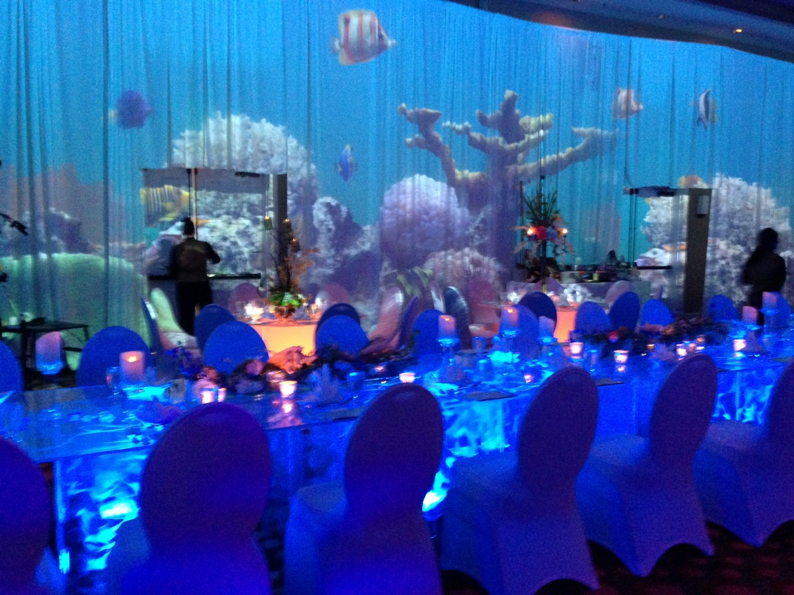 Under the Sea with Totally Mod | Aqua Event | Pinterest | Bat mitzvah
