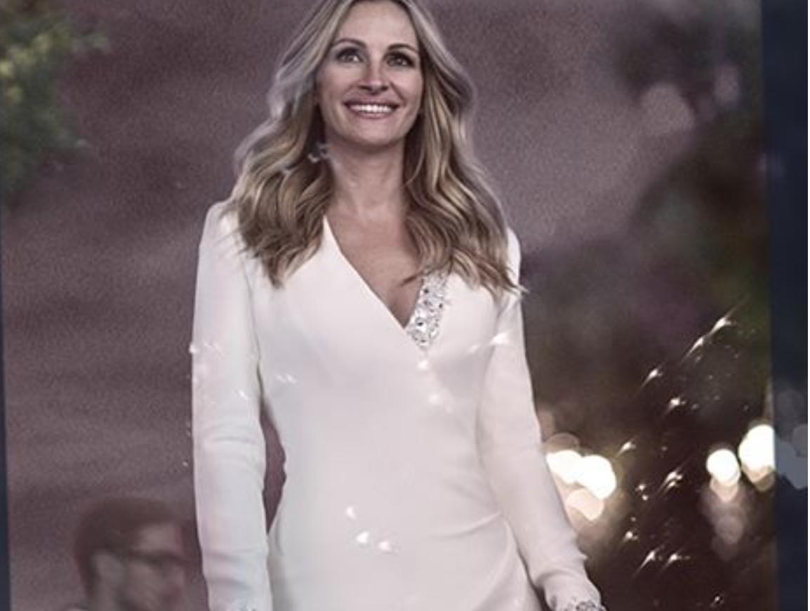 Robe julia roberts la vie est belle