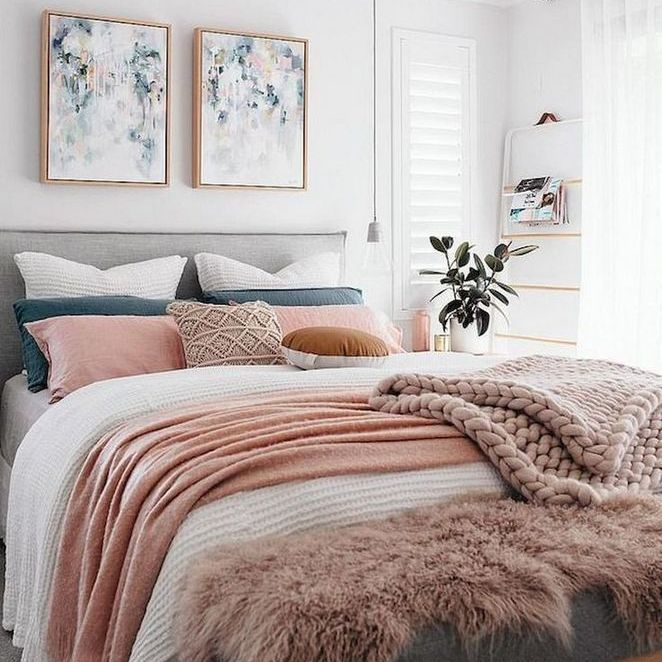 33 Ultra Cozy Bedroom Decorating Ideas For Winter Warmth: 54+The Argument About Spare Bedroom Ideas