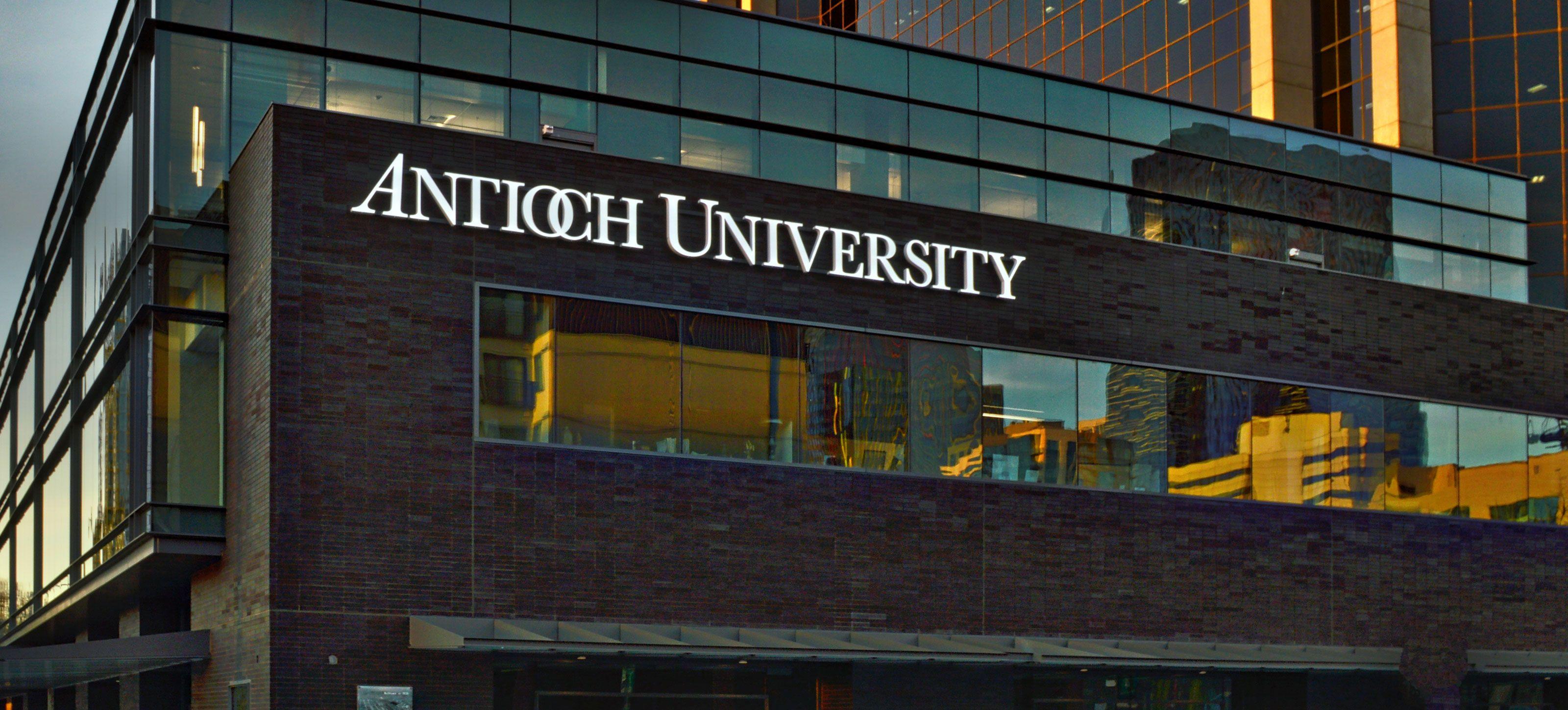 Antioch University provides experiential & socially