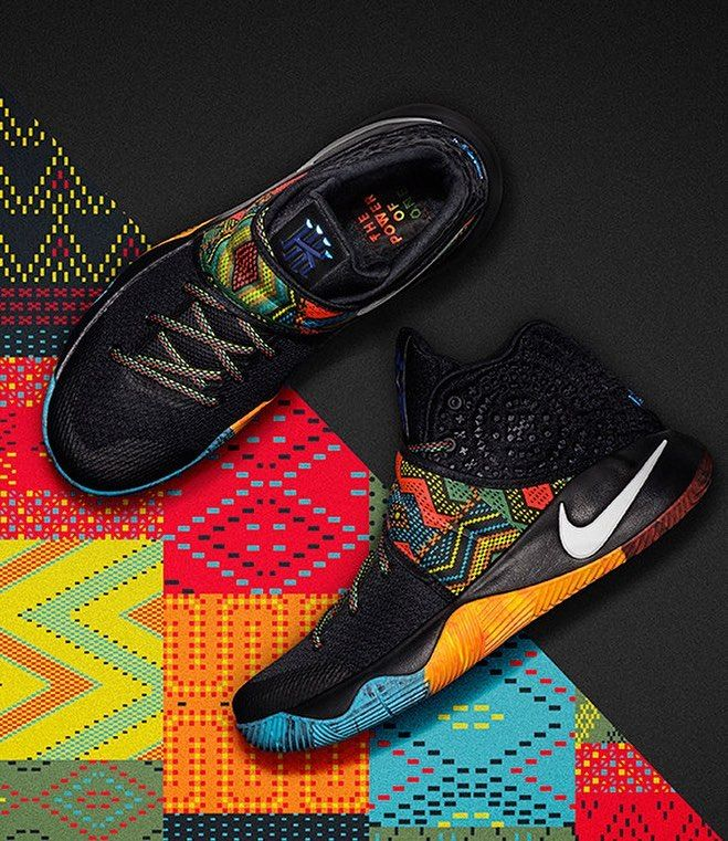 huge selection of cd4d8 12c29 Kyrie Irving Broke Out Some Awesome Nike Kyrie 1 PEs For Media Day -  SneakerNews.com