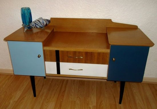 retro furniture 50s furniture Vintage Retro 50s Lebus