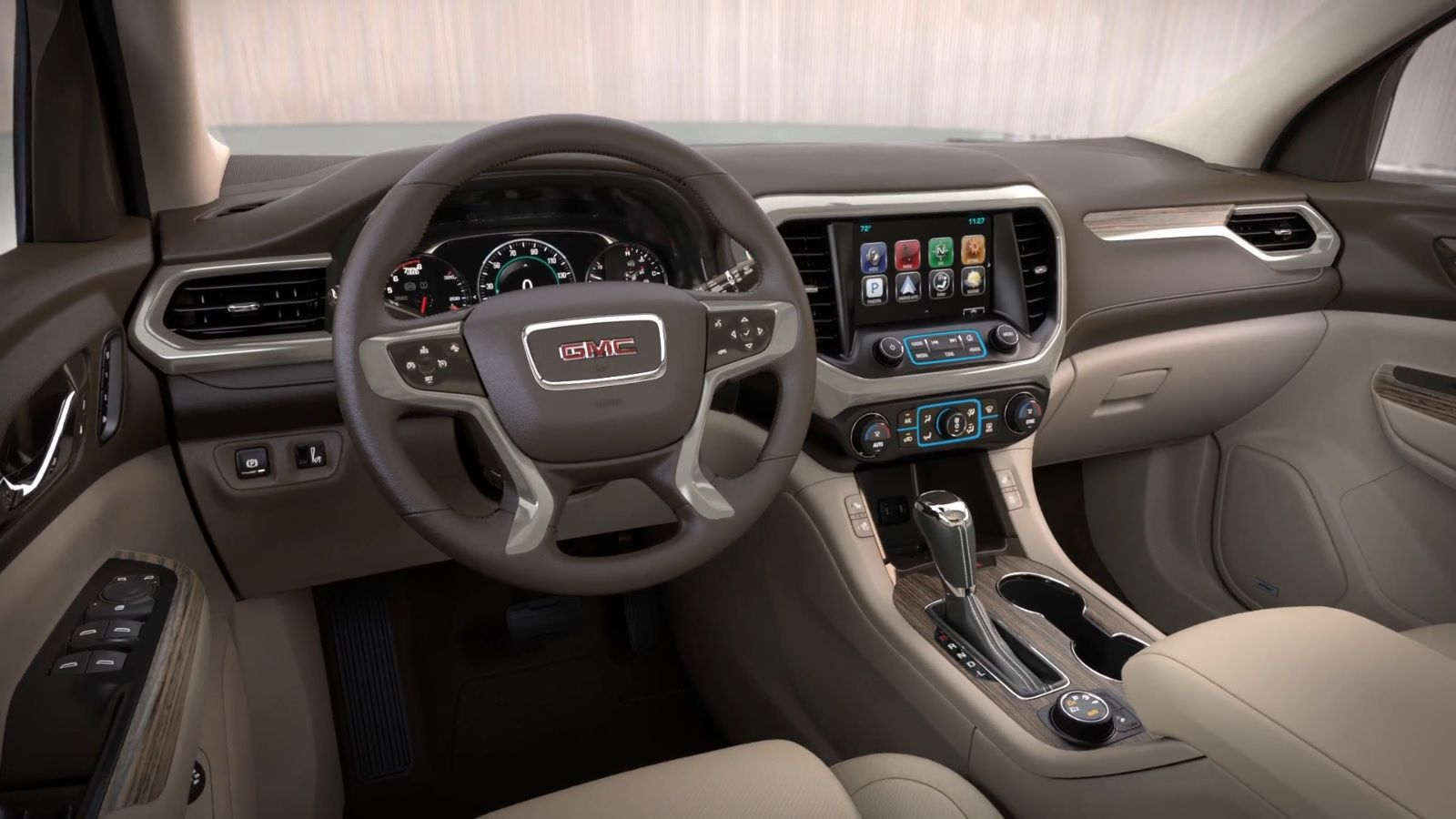 2017 Gmc Acadia Interior Best New Cars Gmc Acadia Denali