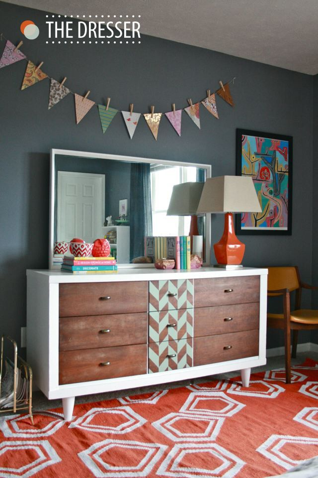 I Did It: Carrie Waller of Dream Green DIY | High gloss, Thrift and ...