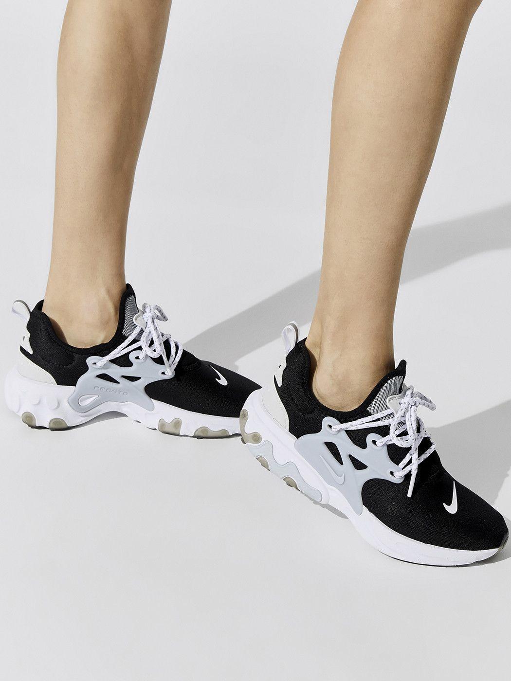 jugar Elevado Terminal  Nike React Presto in sky grey photon dust | Nike, Womens sneakers, Nike  presto