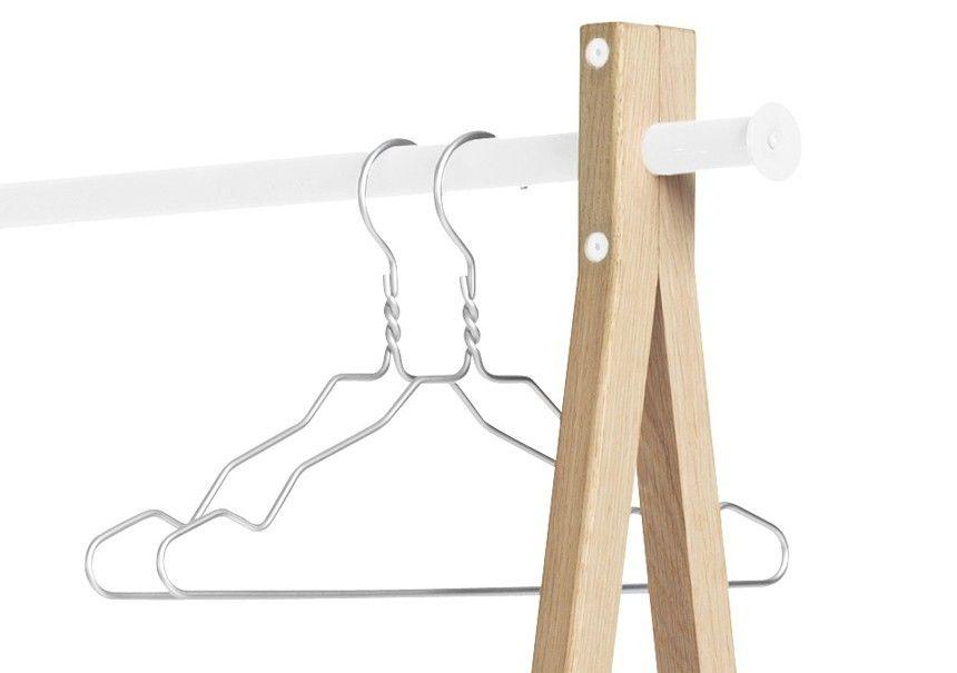 Portant Bois DRESS UP NOMESS Vêtements Design Portant Bois Et - Portant en bois