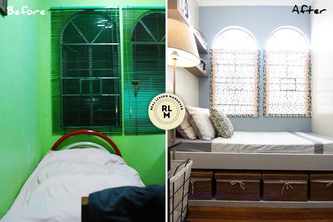 RL Makeovers A Refined Look for a 15sqm Bedroom Bedroom