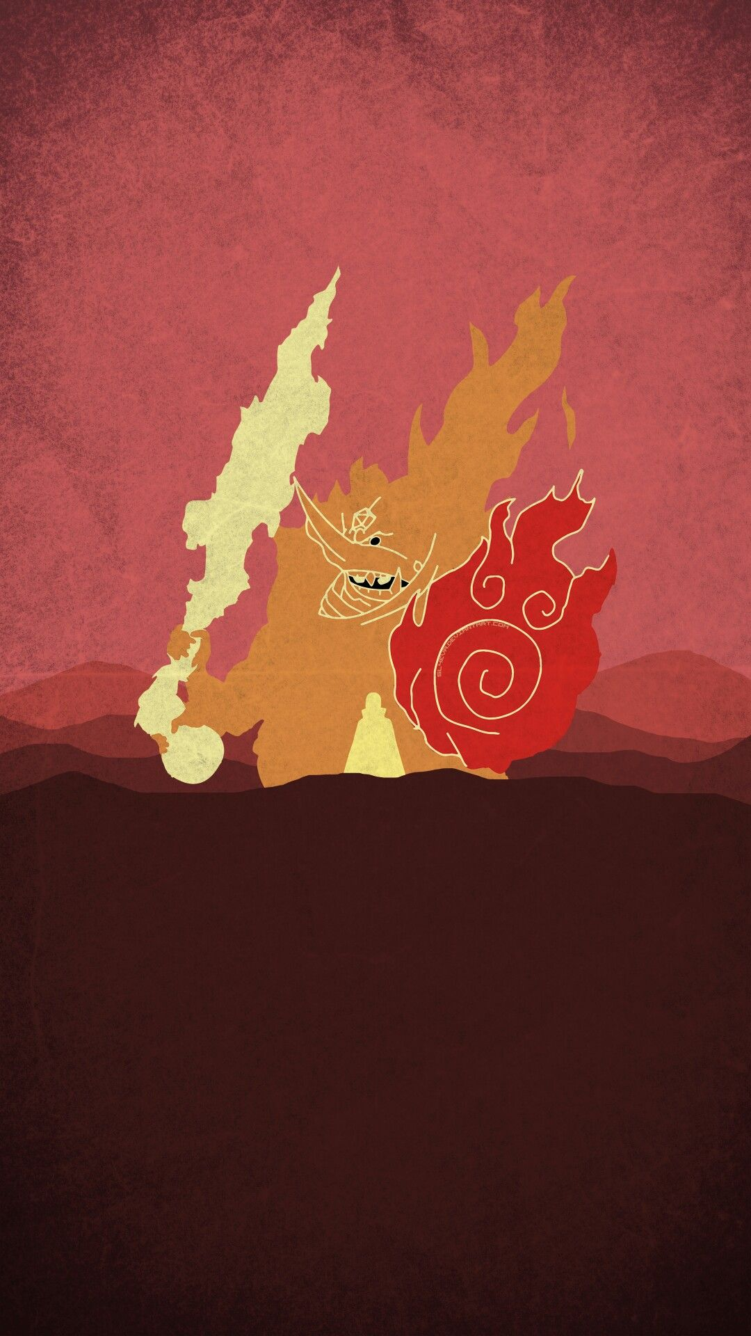 naruto minimalist mobile wallpaper | wallpaper | pinterest | mobile