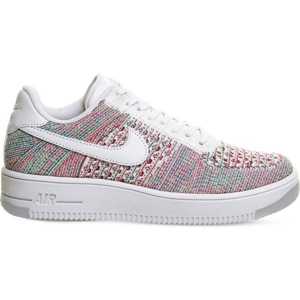 Nike - Breathable Force 1 Low Trainer :  Radiance High Quality Designer