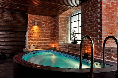 Moon Cafe Hot Tub Tub My Dream Home