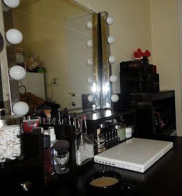 prettythings.: DIY: my new vanity !!