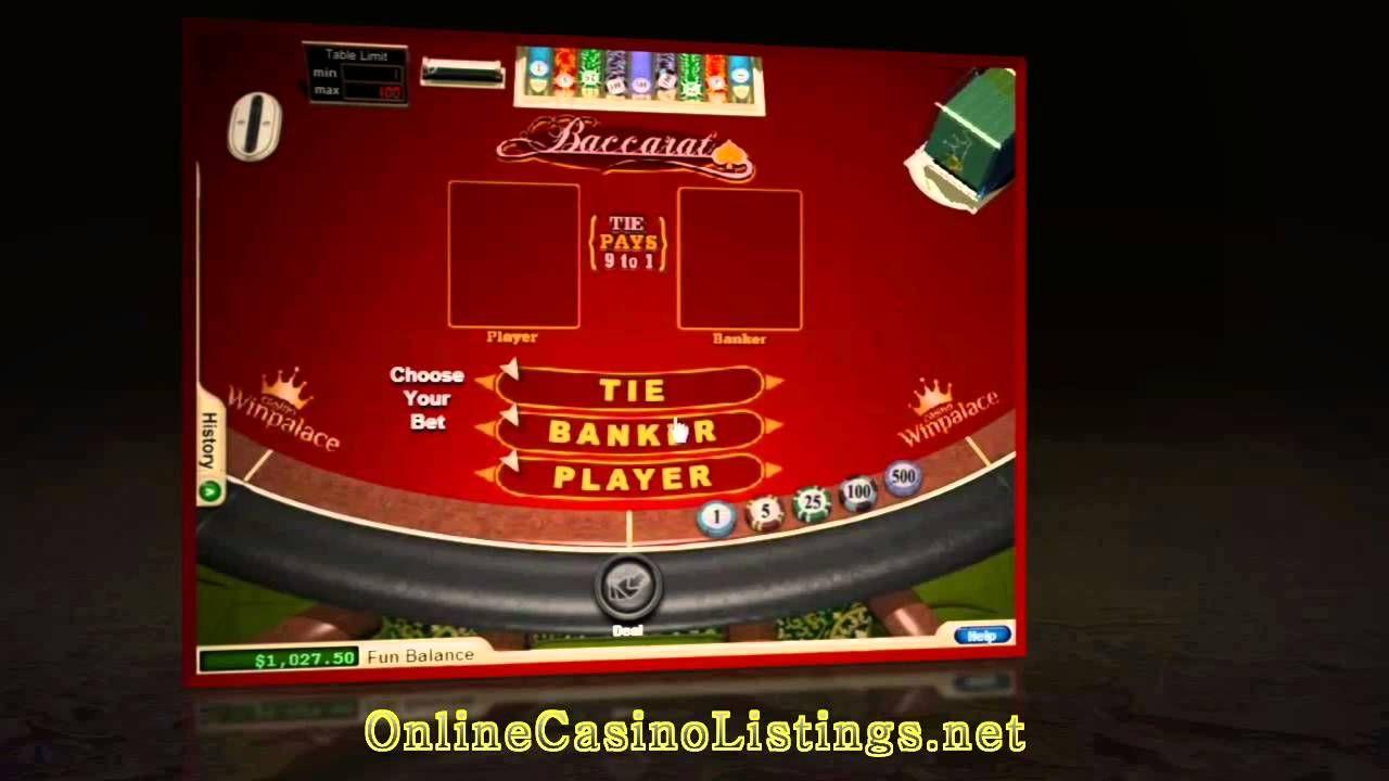 Winpalace Casino Online