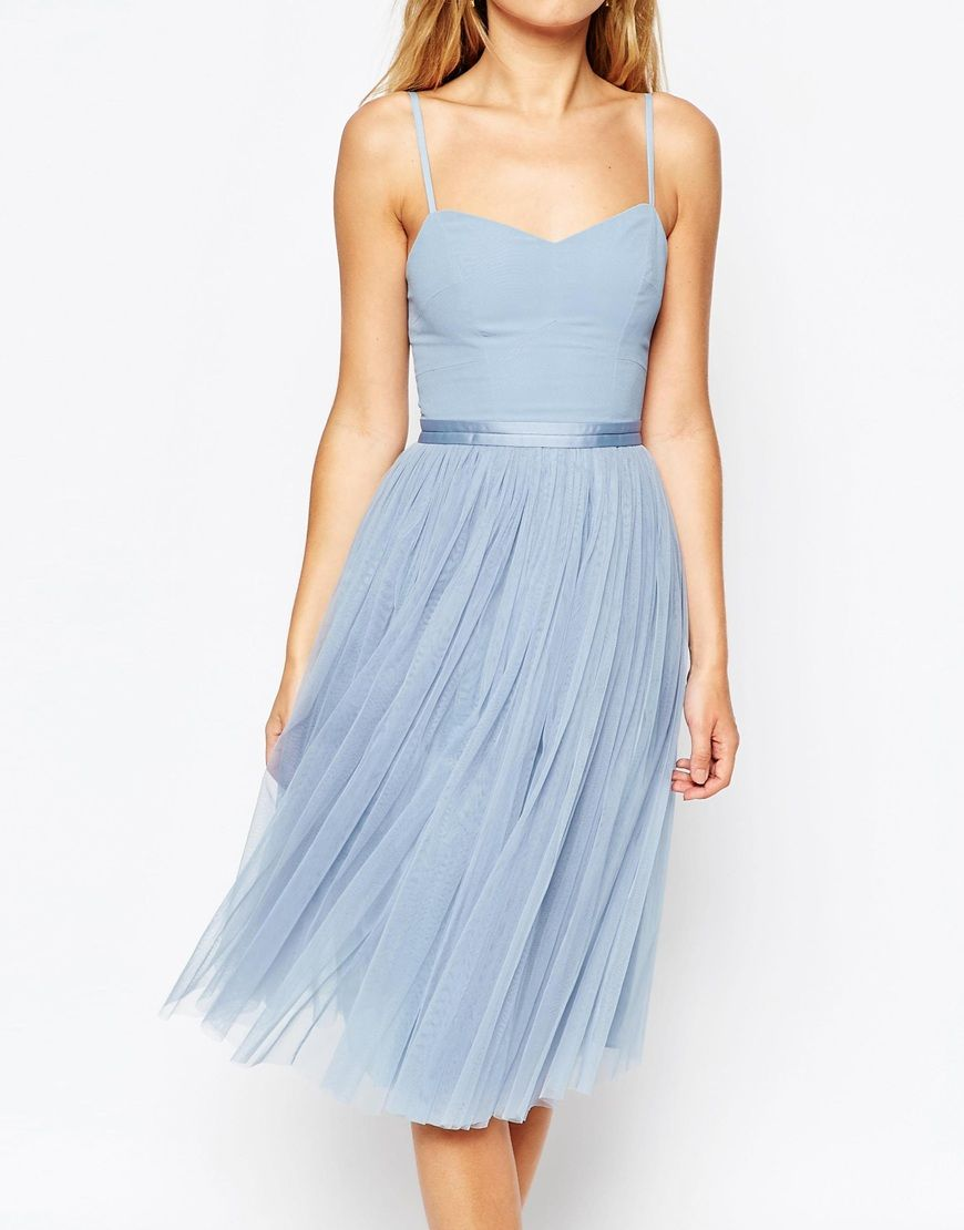 2d80273ae83 Image 3 of Needle   Thread Giselle Ballet Midi Dress With Tulle Skirt