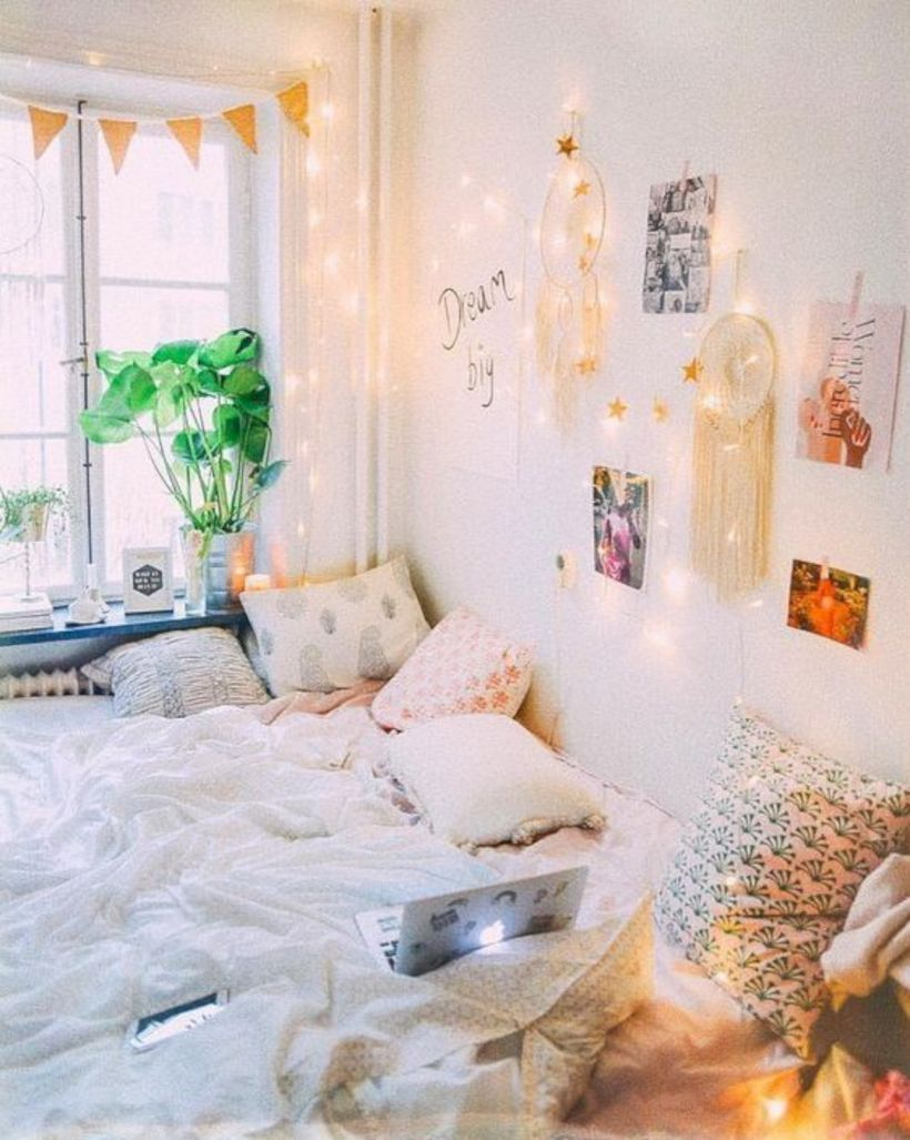 Vintage mädchen zimmer ideen  cute dorm room ideas that your inspire  in my house  pinterest