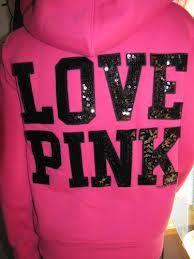 Love Pink Jacket | Jacketss | Pinterest | Pink jacket, Jackets and ...