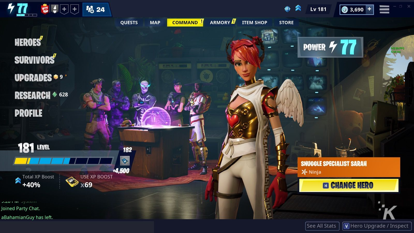 A look at all the changes brought with Season 8 of Fortnite