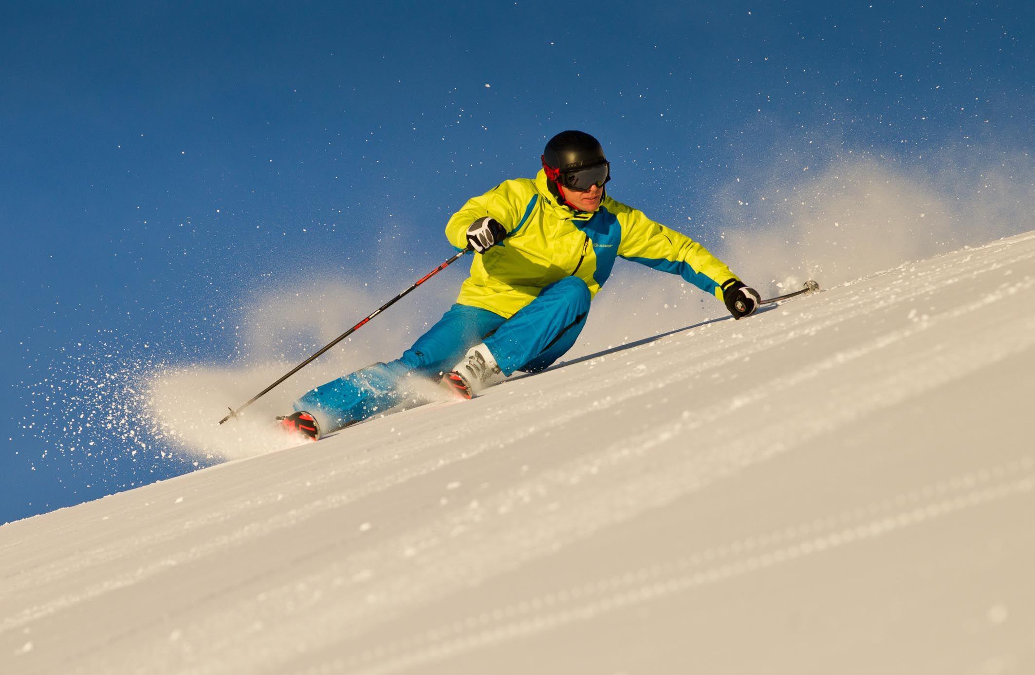 Que esquís y botas me compro