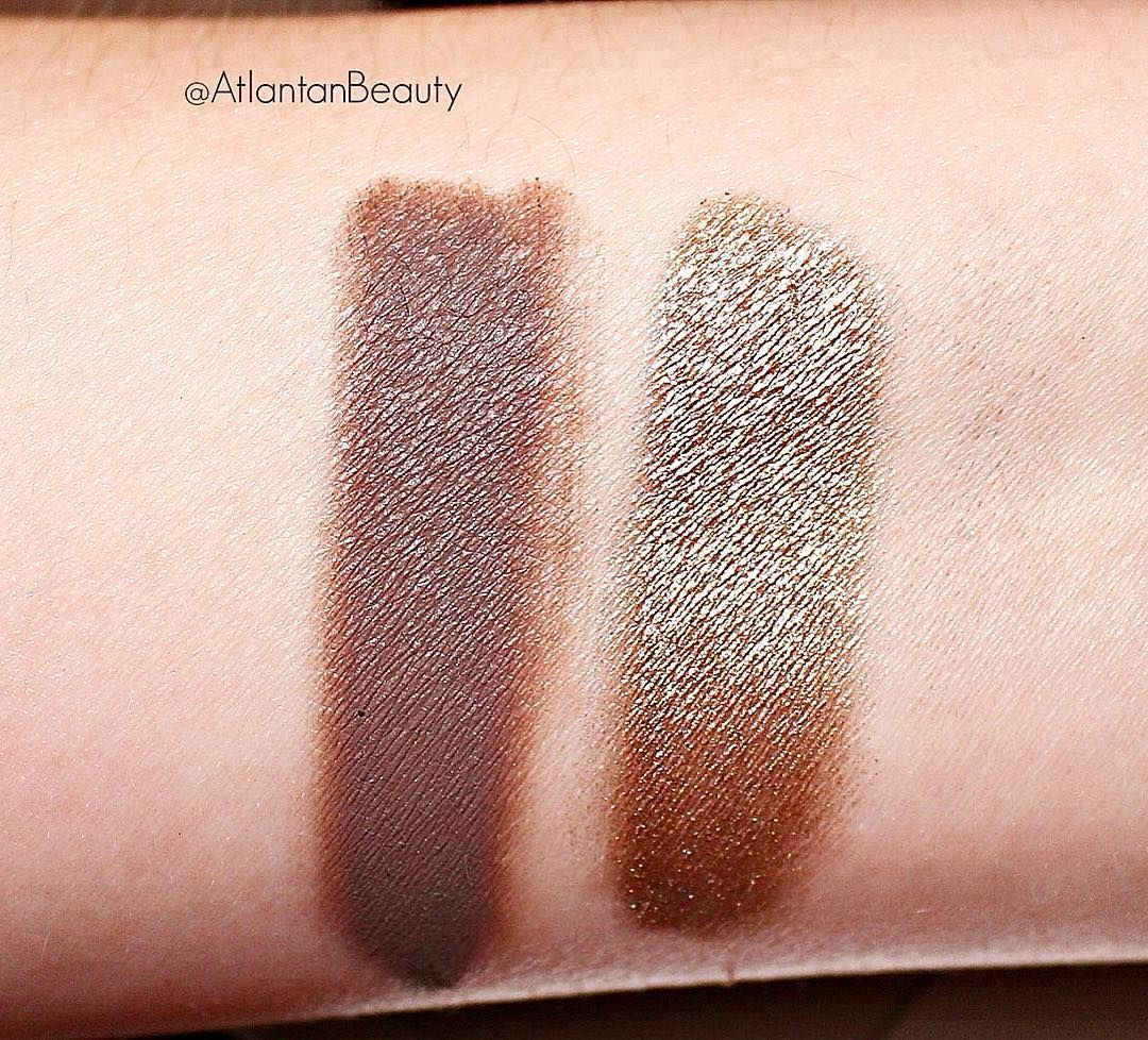Revlon color stay creme eyeshadow pots- chocolate and caramel ...