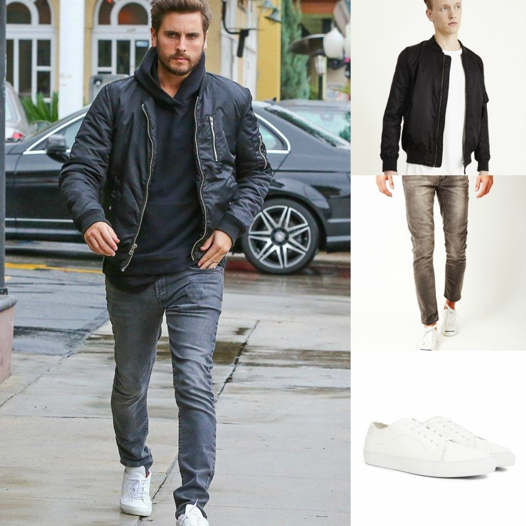 6280b83c Outfit Ideas For Men: What To Wear With Grey Pants   Men's Casual ...