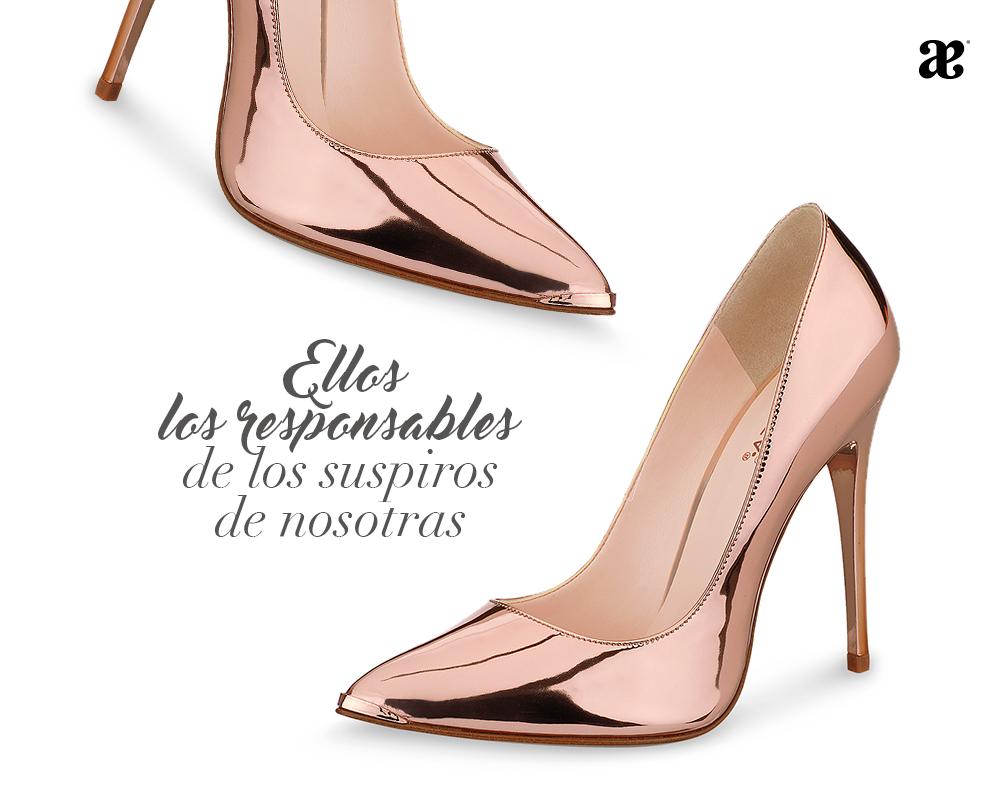 Los ves y suspiras, sí es amor verdadero ¡es amor por tus zapatos ❤