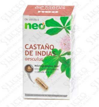 CASTAÑO DE INDIAS NEO 45 CAPSULAS