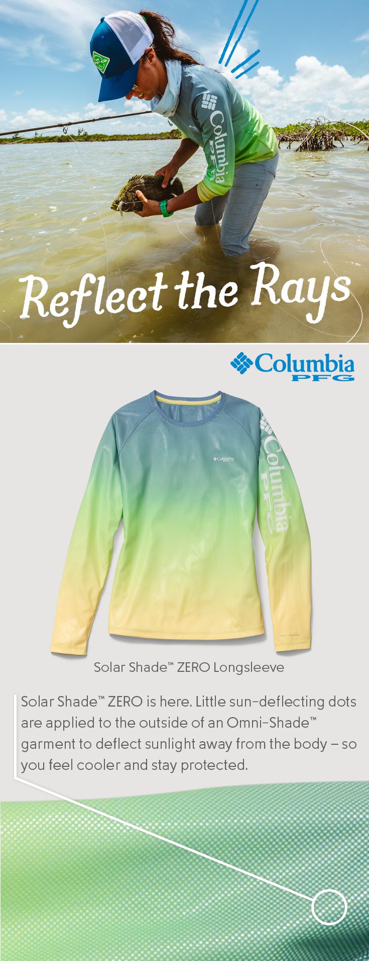 3149c8b346 Women's PFG Solar Shade™ Long Sleeve Shirt   cool clothing for the ...