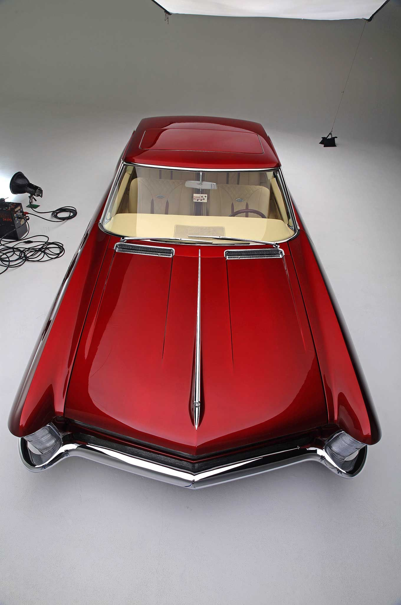 Top Notch Customs Builds A Clean 65 Buick Riviera Buick Riviera Buick 1965 Buick Riviera