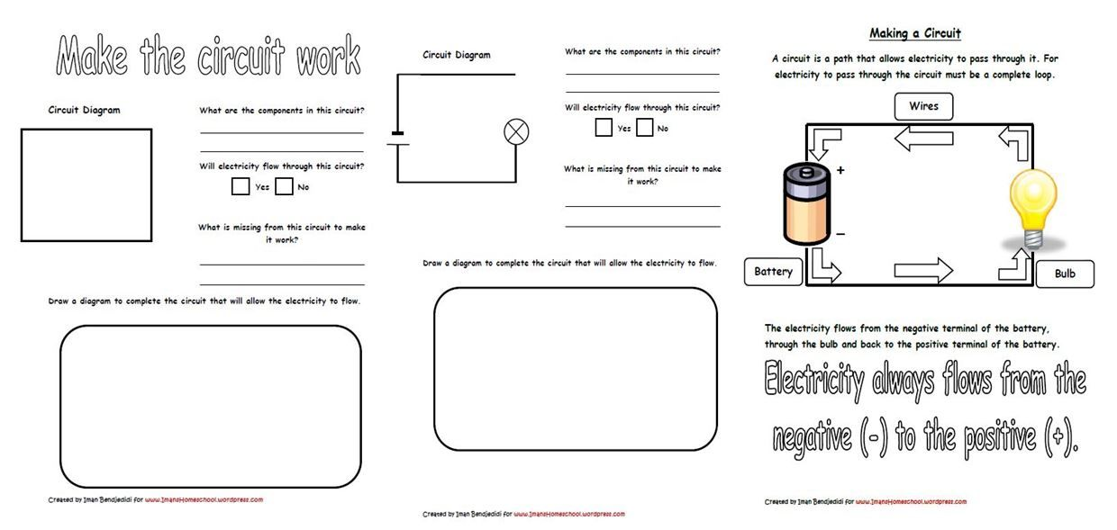 things that use electricity worksheet - Google Search | Teaching ...