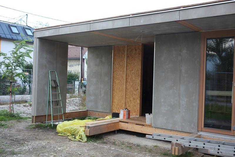 microhouse 62,5m² neue version Minihaus, Micro haus