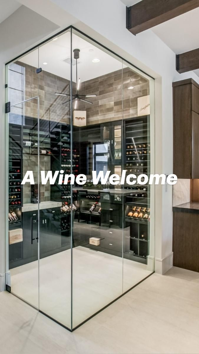 A Wine Welcome