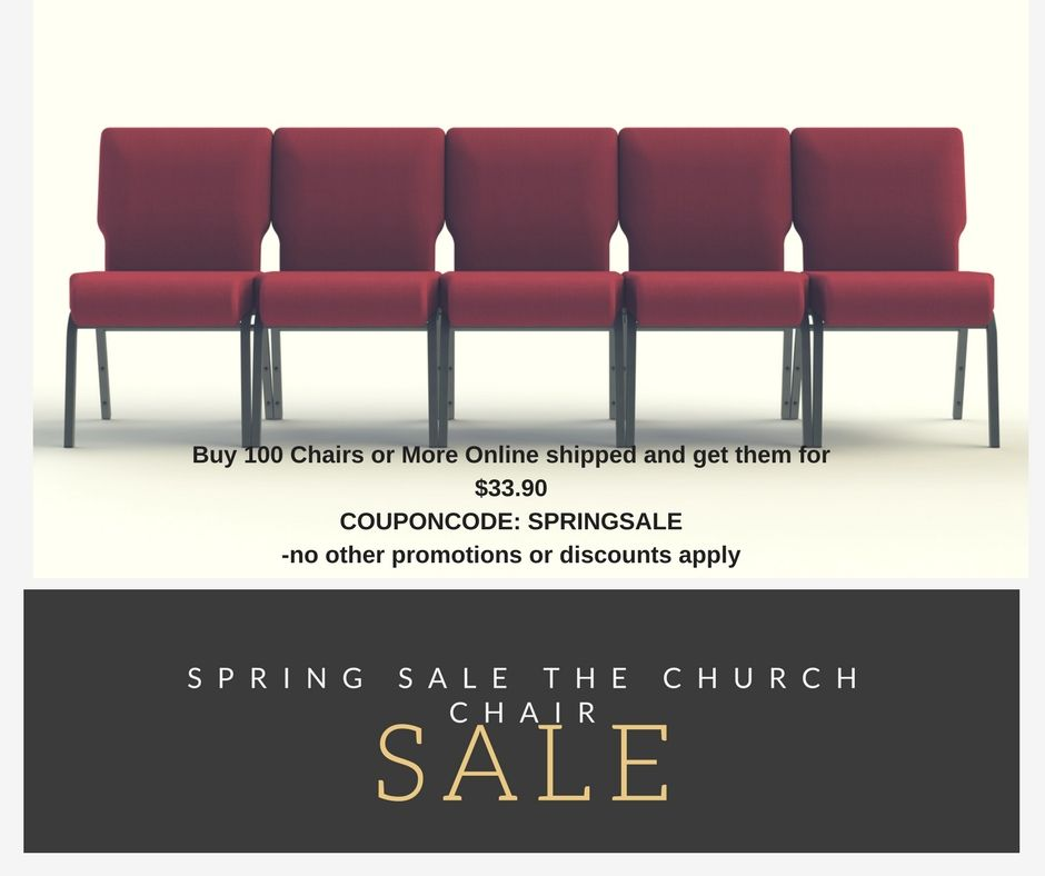 Spring Church Chair Sale Starts Today With Images Chairs For