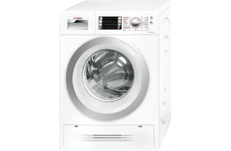 Shop Online For Bosch Wvh28490au Bosch 8kg Washer 4kg Dryer Combo And More At The Good Guys Grab A Bargain From Australia S Leading Home Ap With Images Washer Dryer Combo