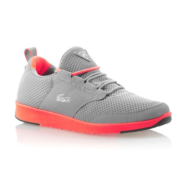 bab022b7bf7d Baskets L.Ight-01 - GREY ORANGE Lacoste de la Boutique Lacoste prix 89,00 €  TTC