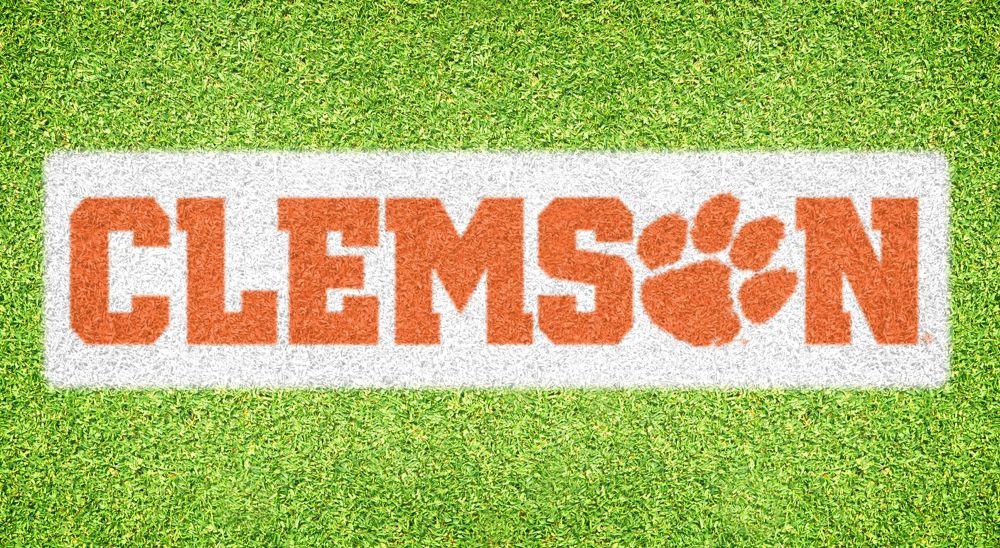 $124.95 Product Details Clemson Stencil Kit (CLOOS 002) 3 Panel Stencil  Size: