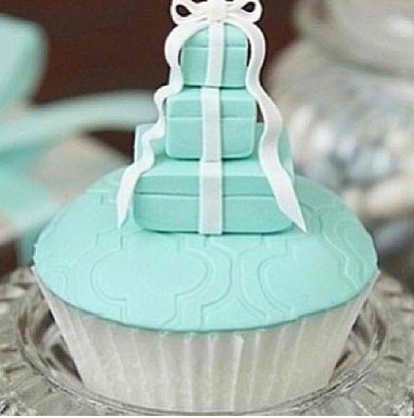 Tiffany #cupcake