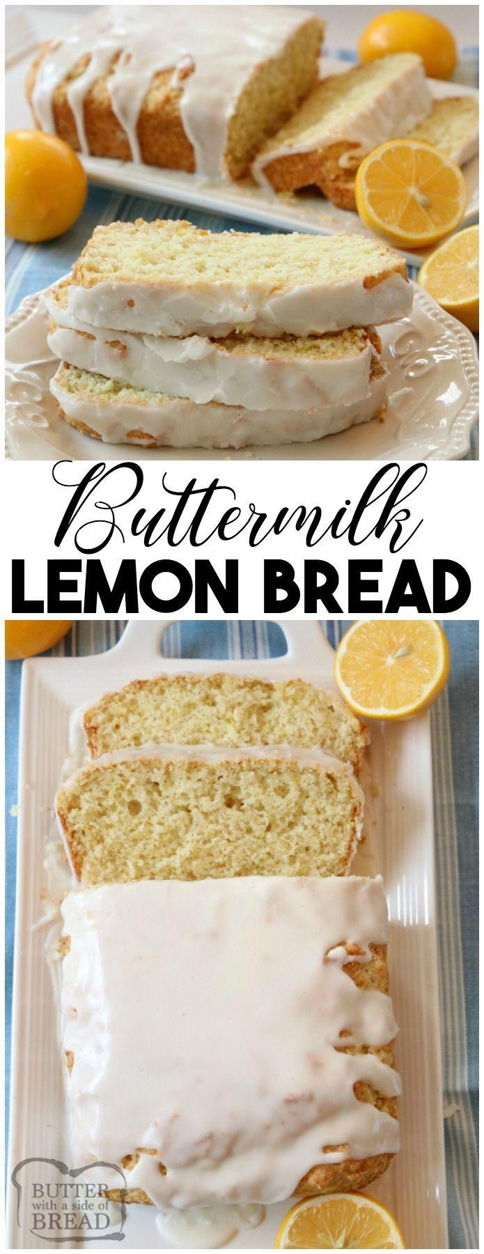 Lemon Butter Cookies Recipe Buttermilk Recipes Lemon Recipes Lemon Bread